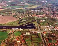 Luftaufnahme von Barßel